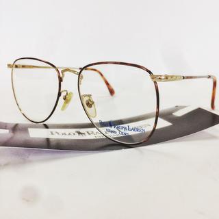 ポロラルフローレン(POLO RALPH LAUREN)のPOLO RALPH LAURENT ヴィンテージ眼鏡 伊達眼鏡(サングラス/メガネ)