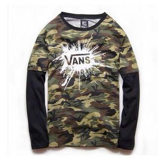 ヴァンズ(VANS)のVANSTシャツ迷彩(その他)