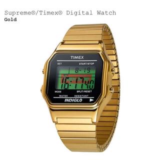 シュプリーム(Supreme)のSupreme / Timex Digital Watch(腕時計(デジタル))