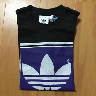 アディダス(adidas)のアディダス オリジナルス Tシャツ 黒(Tシャツ/カットソー(半袖/袖なし))