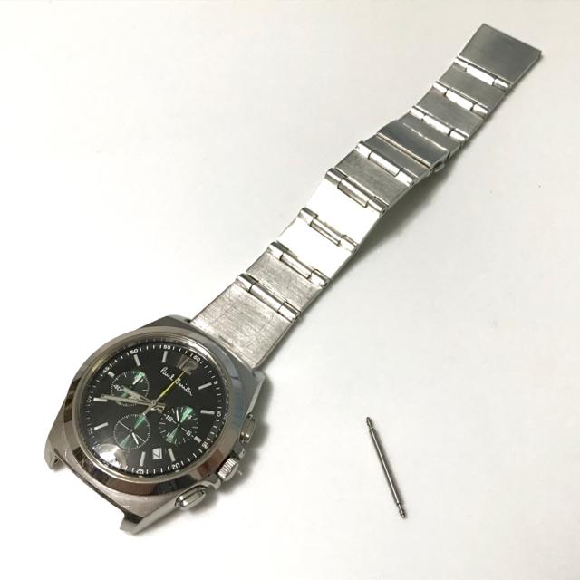 Paul Smith - PaulSmith メンズ クロノグラフ腕時計 0520-T002161の通販 by tougarashi's shop|ポールスミスならラクマ