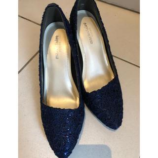 マリクレール(Marie Claire)の再値下・マリクレール パンプス#靴(ハイヒール/パンプス)