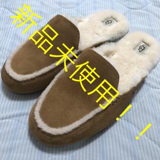 アグ(UGG)の新品未使用(箱無し) UGG W LANE 1020027 ローファー(ローファー/革靴)