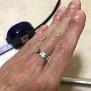 925 ダイヤモンドリング 0.01ct #21(リング(指輪))