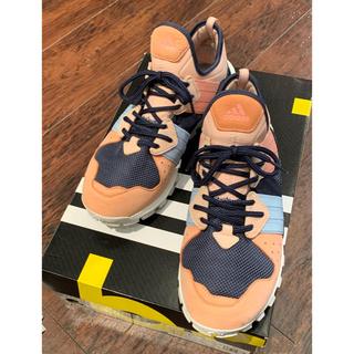 アディダス(adidas)の美品 kith × adidas トレイルレスポンス 27.5(スニーカー)