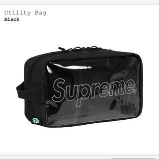 シュプリーム(Supreme)の18AW ユーティリティバッグ SUPREME (セカンドバッグ/クラッチバッグ)