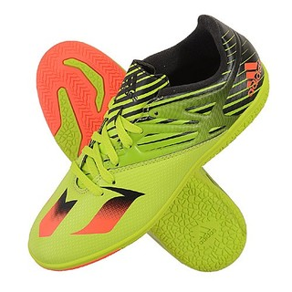 アディダス(adidas)の【新品未使用】20.5cm adidas メッシ15.3 IN(スニーカー)