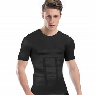 加圧シャツ メンズ 加圧インナー コンプレッションウェア ダイエット 加圧式(その他)