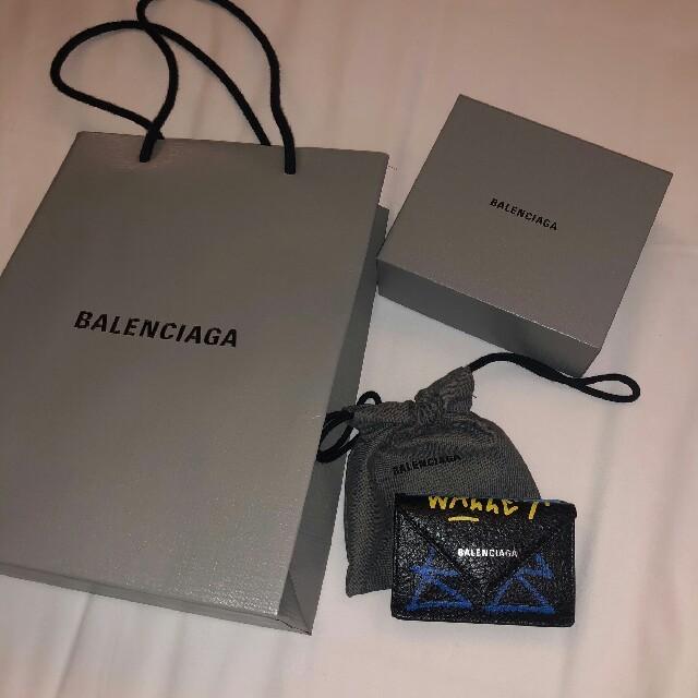 Balenciaga - BALENCIAGA/バレンシアガ グラフィティ ペーパーミニ 美品 正規品の通販 by 麗奈's shop|バレンシアガならラクマ