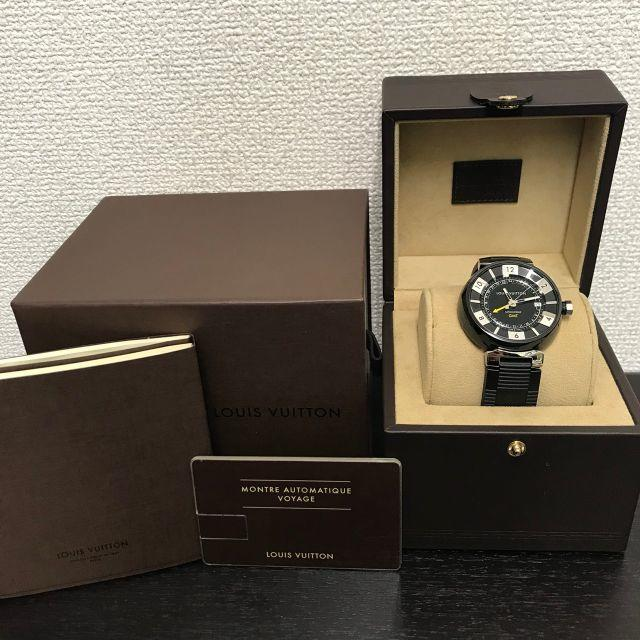 LOUIS VUITTON - ルイヴィトン 腕時計 美品☆ タンブール Q113Kの通販 by yo-'s shop|ルイヴィトンならラクマ
