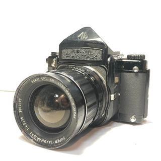 PENTAX - ジャンク PENTAX 6X7 75mm 4.5 フィルムカメラ ペンタックス