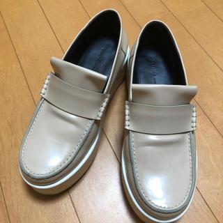 セリーヌ(celine)のセリーヌ 厚底ローファー(ローファー/革靴)