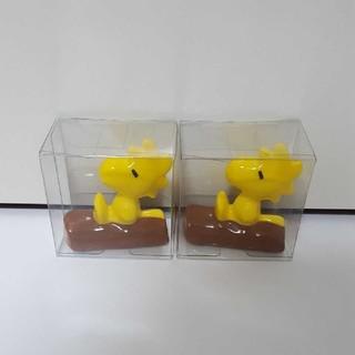 スヌーピー(SNOOPY)のスヌーピー 箸置きセット 磁器製チョップスティックレスト ウッドストック(カトラリー/箸)