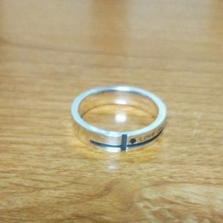 ザキッス(THE KISS)のTHEKISSシルバーリング(リング(指輪))