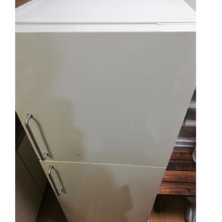 ムジルシリョウヒン(MUJI (無印良品))の冷蔵庫 無印(冷蔵庫)