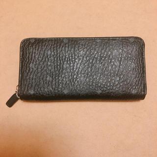 エムシーエム(MCM)のMCM✳︎正規品✳︎ブラック長財布✳︎メンズ✳︎美品(長財布)
