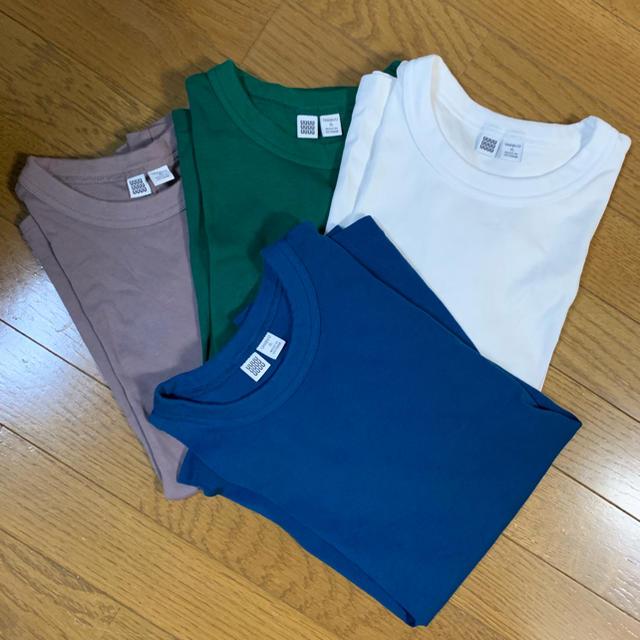 UNIQLO(ユニクロ)のUNIQLO U クルーネックT レディースのトップス(Tシャツ(半袖/袖なし))の商品写真