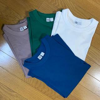 ユニクロ(UNIQLO)のUNIQLO U クルーネックT(Tシャツ(半袖/袖なし))