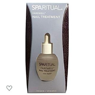 SPARITUAL(スパリチュアル) フェアウェル 15ml (抗菌オイル)  (ネイルケア)