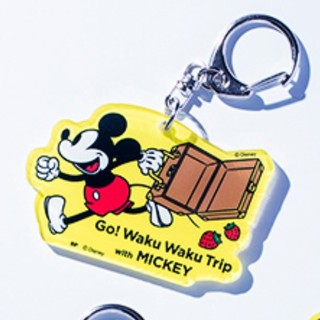 wakuwakutrip ミッキーグッズ(キャラクターグッズ)