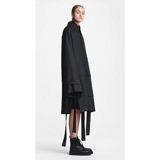 バレンシアガ(Balenciaga)の新品odeur変形オーバーサイズレイヤードジャケットXS(ポンチョ)