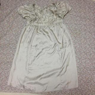 ミスティック(mystic)のミスティック♡ワンピース ドレス(ひざ丈ワンピース)
