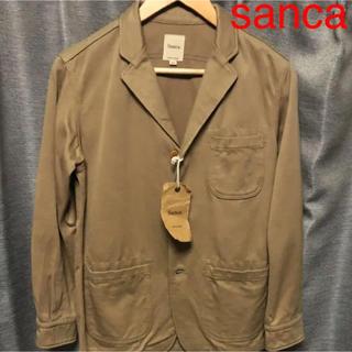ビームス(BEAMS)の【定価9割引】 sanca  サンカ ジャケット 未使用 タグ付き beams(テーラードジャケット)