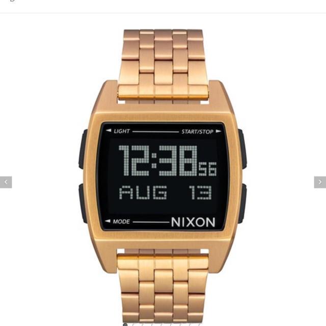 ロレックス 時計 5万 | NIXON - NIXON MEN ALL GOLD BASE �通販 by rin's shop|ニクソン�らラクマ