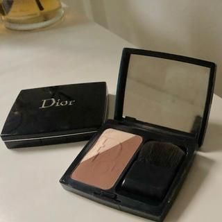 ディオール(Dior)のディオール スカルプティング ブラッシュ 004(コントロールカラー)