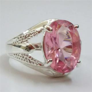 リング 指輪 ピンク 15号 可愛い シンプル(リング(指輪))