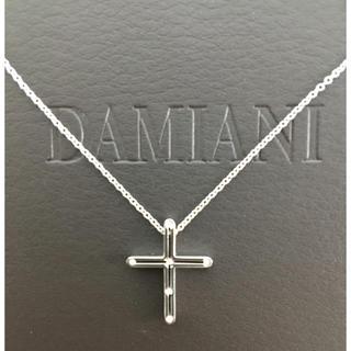 ダミアーニ(Damiani)の新品 DAMIANI ネックレス ディサイド D.SIDE ダイヤ 18KWG(ネックレス)