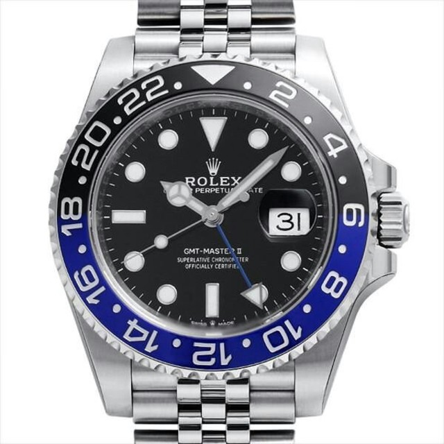 OMEGA -  GMT 126710BLNR 新品 メンズ 腕時計の通販 by jncokkkd01's shop|オメガならラクマ