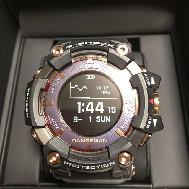 CASIO - CASIO G-SHOCK RANGEMAN GPR-B1000TF-1JRの通販 by ハチロク|カシオならラクマ