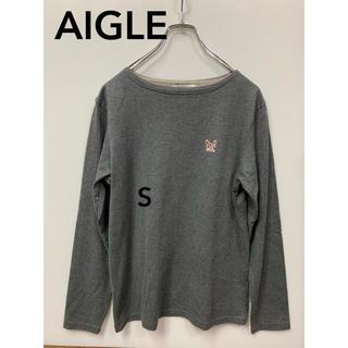 エーグル(AIGLE)のAIGLE エーグル 長袖Tシャツ ロンT(Tシャツ/カットソー(七分/長袖))