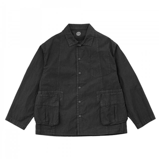 ポーター(PORTER)のPorter Classic ポプリン ミル シャツジャケット ジャズパンツ(その他)
