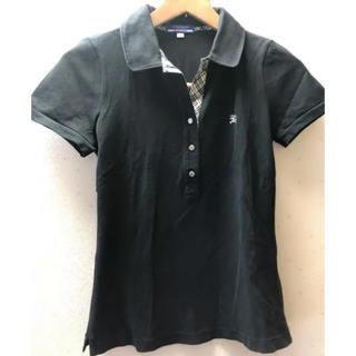 バーバリーブルーレーベル(BURBERRY BLUE LABEL)のバーバリーブルーレーベルのポロシャツ(ポロシャツ)