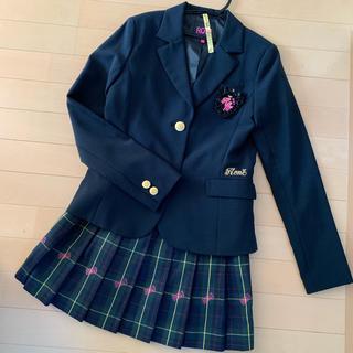 ロニィ(RONI)のRONI ロニ 卒業式 スーツ ♡ ジャケット スカート シャツ リボン セット(ドレス/フォーマル)