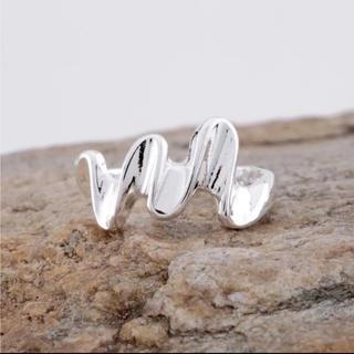 ビューティアンドユースユナイテッドアローズ(BEAUTY&YOUTH UNITED ARROWS)のtear drop ring silver925 シルバーリング(リング(指輪))