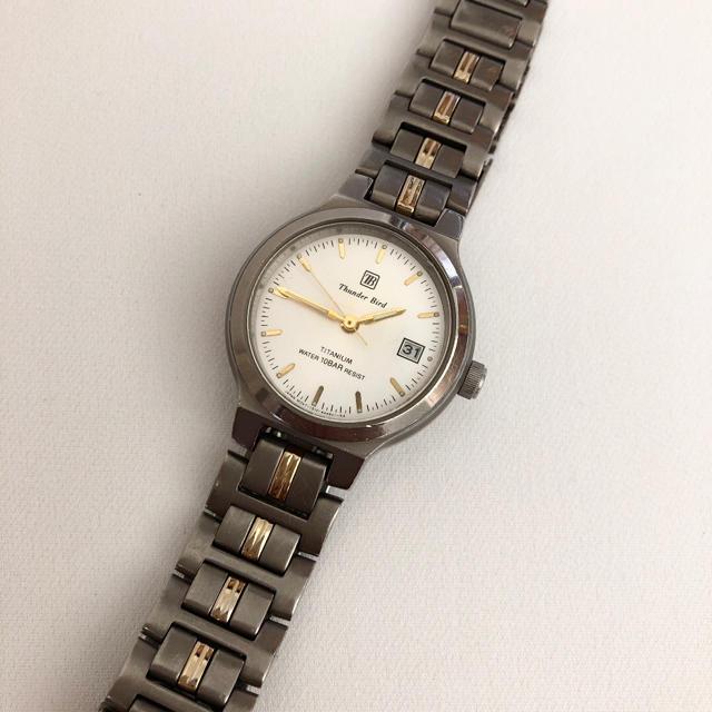 CITIZEN - CITIZEN サンダーバード レディースクォーツ腕時計 電池ありの通販 by じゅん's shop|シチズンならラクマ