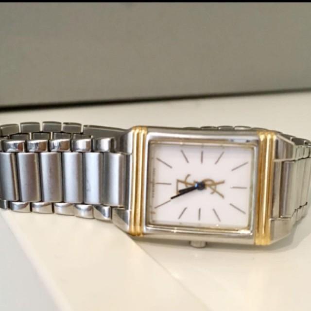 Saint Laurent - イヴサンローラン 腕時計の通販 by あんず姫shop|サンローランならラクマ