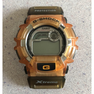 ジーショック(G-SHOCK)のカシオ G-SHOCK X-treme DW-9500 【ジャンク品】(腕時計(デジタル))