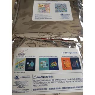 トイストーリー(トイ・ストーリー)の香港ディズニー シャワーカーテン(カーテン)