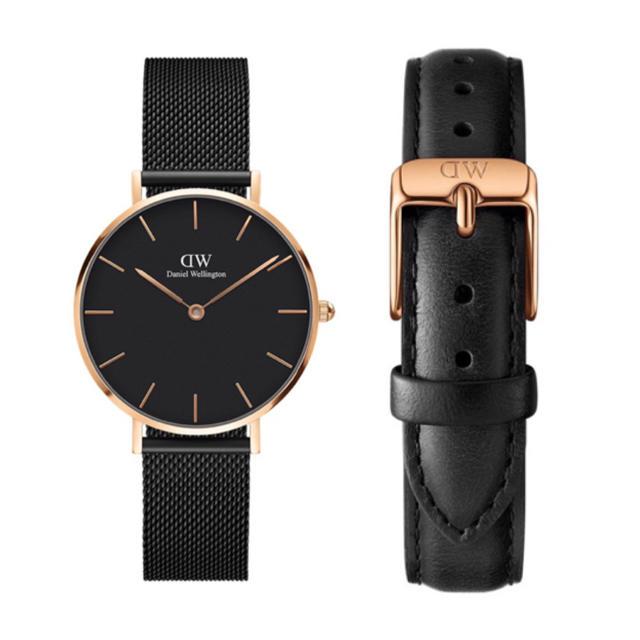 Daniel Wellington - 【32㎜】ダニエル ウェリントン腕時計 DW201+ベルトSET《3年保証付》 の通販 by wdw6260|ダニエルウェリントンならラクマ
