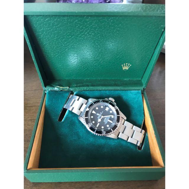 ☆ ビンテージ Rolex 1680 通称、白サブ ☆の通販 by Mike_shop|ラクマ