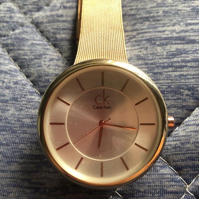 Calvin Klein - カルバンクライン腕時計 最終値下げの通販 by KREST|カルバンクラインならラクマ
