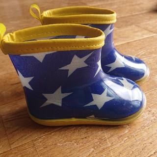 ムージョンジョン(mou jon jon)のキッズ 長靴 13センチ(長靴/レインシューズ)