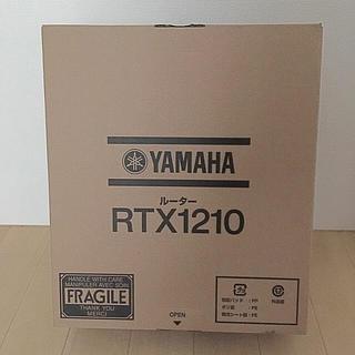 ヤマハ(ヤマハ)のヤマハ ギガアクセスVPNルーター RTX1210(PC周辺機器)