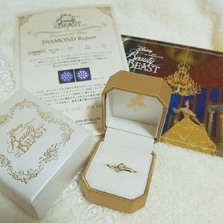 シチズン(CITIZEN)のCITIZEN 美女と野獣 リング ダイヤモンド(リング(指輪))