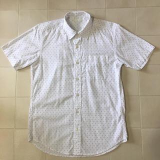 ジーユー(GU)のGU レディースシャツ(シャツ/ブラウス(半袖/袖なし))