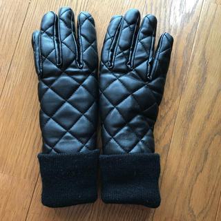 ユニクロ(UNIQLO)のモコモコ様専用☆UNIQLO 手袋(手袋)